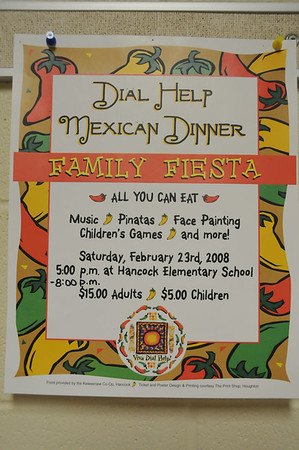 2008 Dial Help Mexican Dinner
