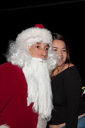 Santa Sleigh - 2017