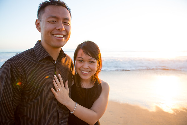 Tony and Cheri Proposal