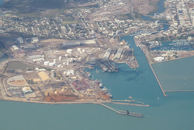 Townsville Port and Shipping
