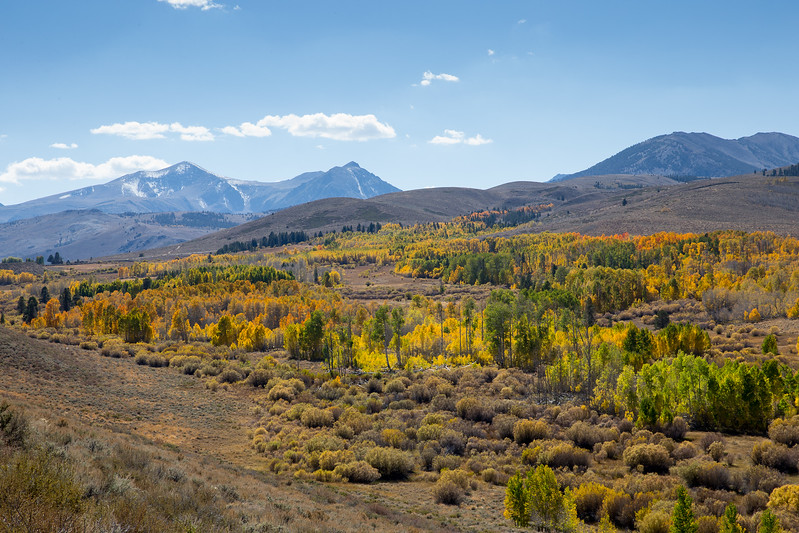 Wohnmobilreise in Kalifornien und Nevada vom 28. September - 30. Oktober 2015