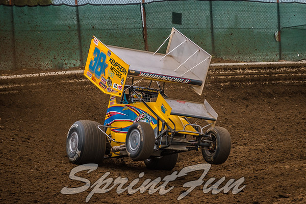 Wayne Co. OH Speedweek 6-19-17