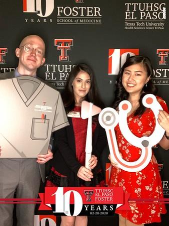 Texas Tech 10 Years