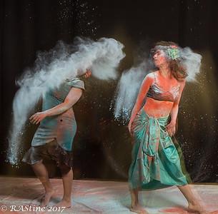 Holi Colored Powder
