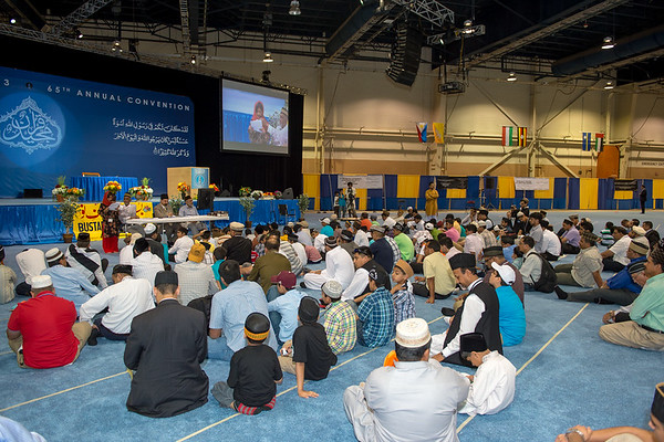 Opening Session and Waqfe Nau