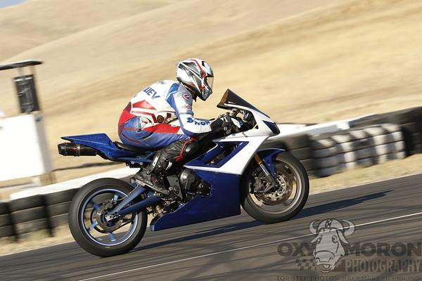 Daytona blue and white