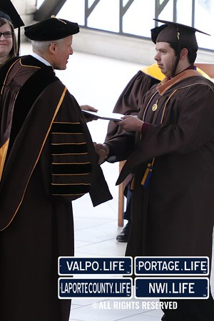 Valparaiso University Undergraduate Graduation 2018