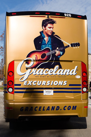 Cline Tours - Graceland Coach