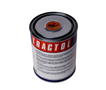 RENAULT ORANGE PAINT (1 LITRE)
