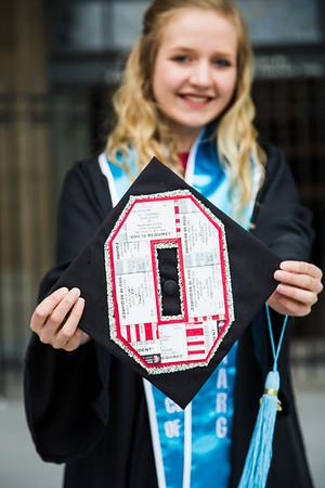 Karissa OSU Graduation