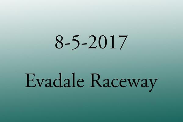 8-5-2017 Evadale Raceway 'Test,Tune and List Drag Racing'