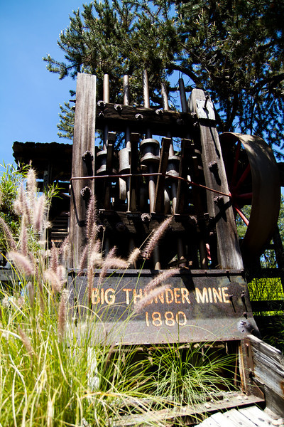 Big Thunder Mine - 1880