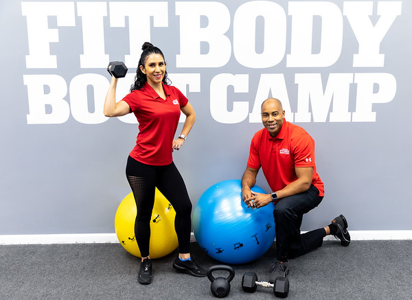 Bowie Fit Body Boot Camp