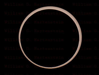 Annular Eclipse 2012