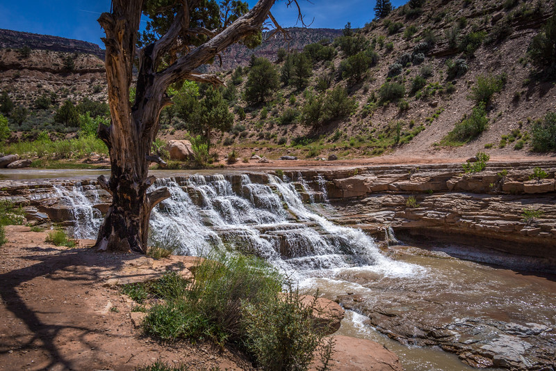Toquerville Falls