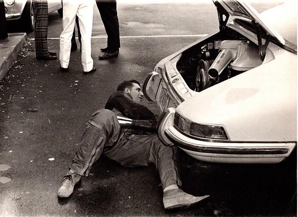 Steve Gardner Porsche.