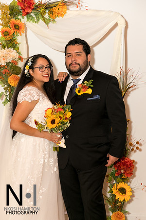 Sarah & Marcus Wedding