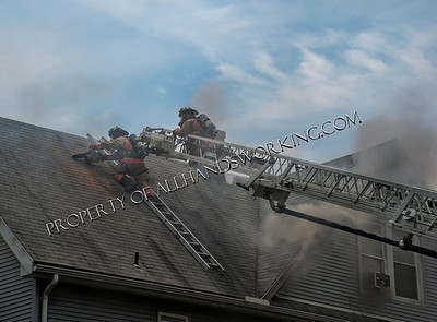 West Haven 2nd Alarm 817 Campbell Ave.