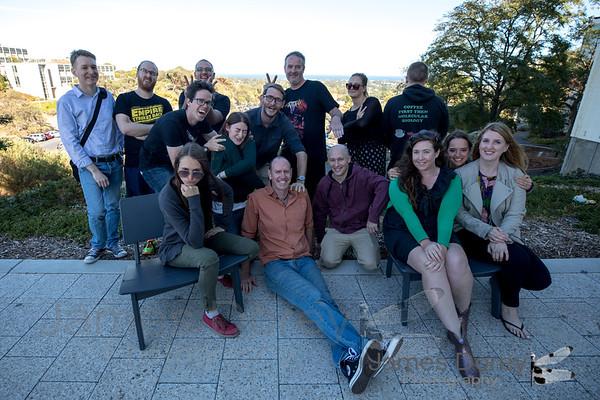 LEGS lab group photo