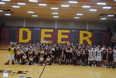 Basketball - Meet the Team