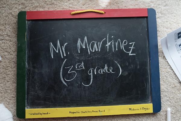 Mr. Martinez