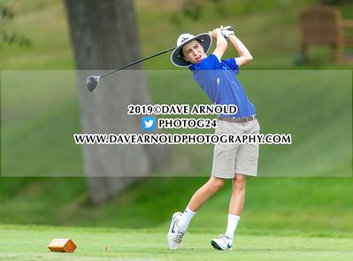 8/28/2019 - Varsity Golf - Marshwood vs Kennebunk