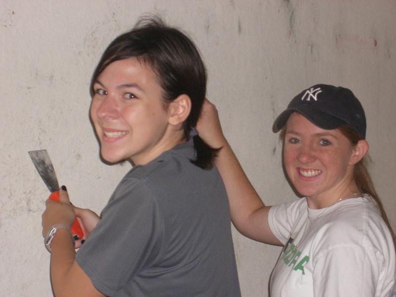 Inside wall preparation for mural.JPG