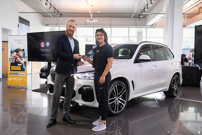 BMW Tennis Canada Launch