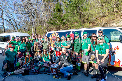20190317 - Nashville - NFD Pipes & Drums St. Patrick's Day Pub Crawl - Days 1 & 2