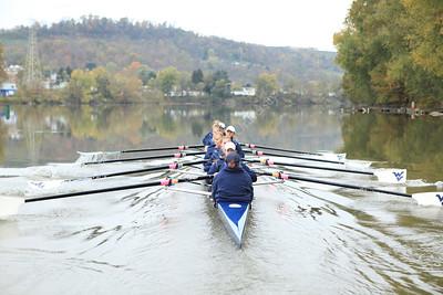 27951 WVU Women's Rowing October 2011