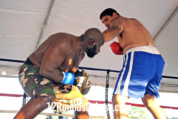 Bout 2 Jason Massie-vs-Mujaheed Moore