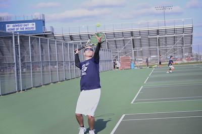 Oswego Boys Tennis Vs Plainfield East 2013