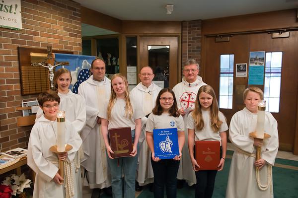 St Teresa School Catholic Schools Week Mass 2014