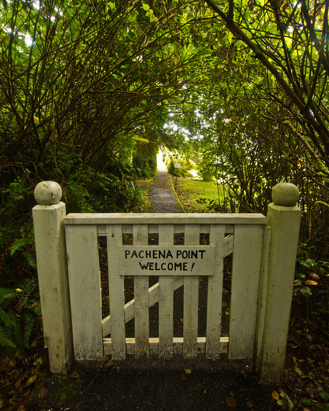 Pachena Point welcomes you