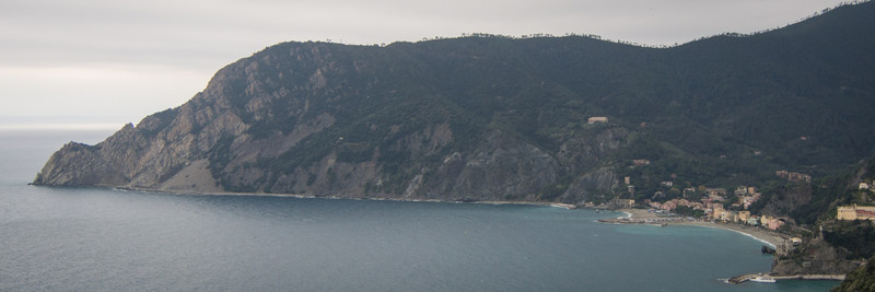 It took us almost two hours to hike the three miles between Monterosso and Vernazza