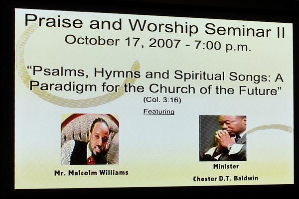 Praise & Worship II