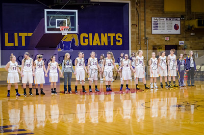 Canton Varsity Ladies Basketball
