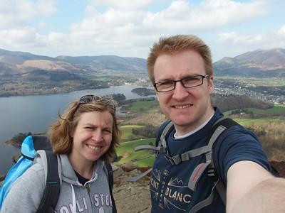 Lake District - Walla Crag - 2015