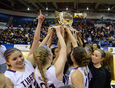 Holy Family Girls 3A State 2014 Champions