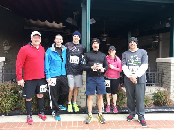 Ready River Run 5k & 10K  3/1/14