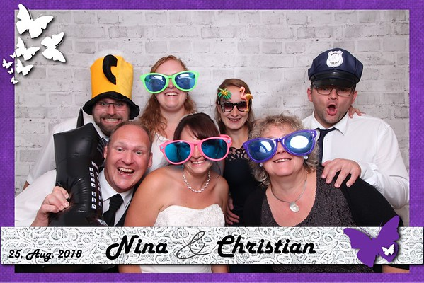 Nina & Christian 25.08.2018