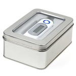 PK04-LTX - Large tin box with Window