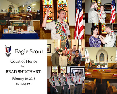 Eagle Shughart Ceremony