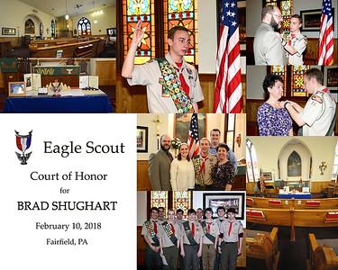 Eagle Shughart Ceremony