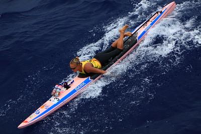 2012 Molokai 2 Oahu Paddleboard World Championship 7-29-2012