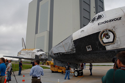 2011-08-11 Discovery/Endeavour