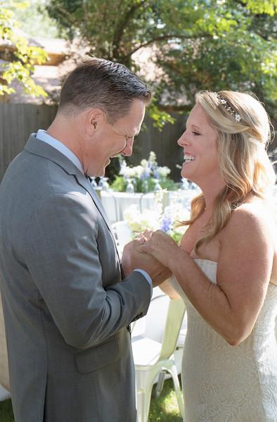 Wendy & David Wedding