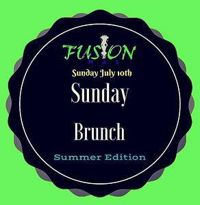 "07/10/16 Fusion Mas ""Sunday Brunch"""