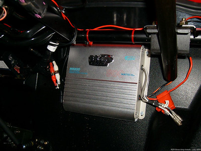 Amp Install