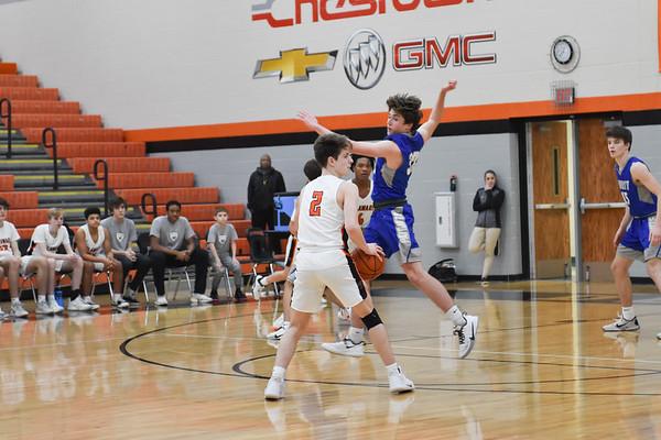 Hayes Basketball 01-14-20